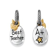 Brighton Teacher charm! For all those homeschoolers out there!