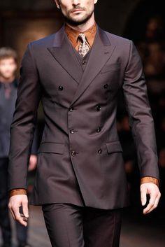 Details Dolce & Gabbana Fall 2014 Menswear
