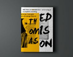 """Check out this @Behance project: """"Edison"""" https://www.behance.net/gallery/14648415/Edison"""