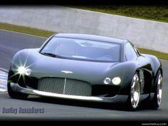 Bentley...one day I will own this car ;)