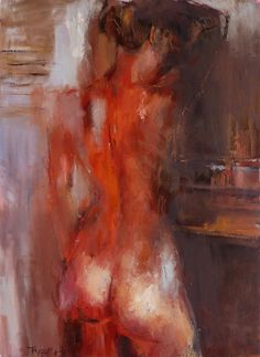 Nelina Trubach-Moshnikova elegant and gorgeous the human figure is. Paintings I Love, Figure Painting, Erotic Art, Figurative Art, Traditional Art, Love Art, Female Art, Photo Art, Art Photography