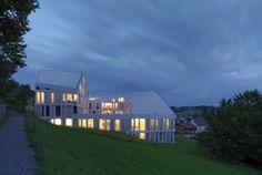 Hörler Architekten /// Neubau Seniorenwohnungen  /// Gremm, CH