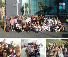 Ayer celebramos el fin de la temporada de verano en AMA, ¡gracias a toda la plantilla! Yesterday we celebrated the end of the Summer season, and we want to thank our amazing staff!