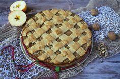 Šťavnaté jablkové pité s orechami Apple Pie, Cookies, Cake, Food, Russian Recipes, Polish, Crack Crackers, Vitreous Enamel, Biscuits