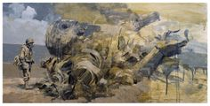 """""""After the War"""" by Ashley Wood"""