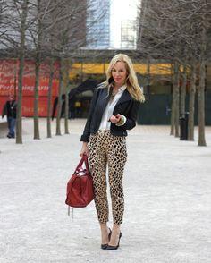 Great fashion blog - Brooklyn Blonde