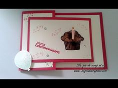 Stampin' Up Tuto carte double pli - YouTube                                                                                                                                                                                 Plus