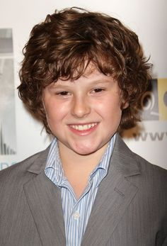 Nolan Gould.Another amazing actor.