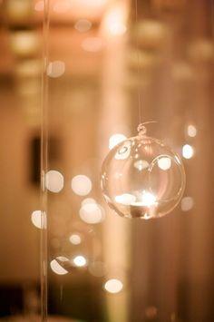 pretty glass lights
