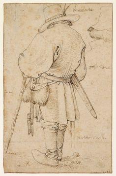Staande man - Roelandt Savery c. 1610