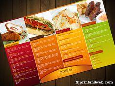 the 269 best restaurant menu printing images on pinterest menu