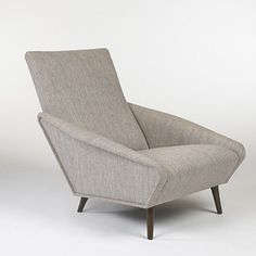546: Gio Ponti / Distex lounge chair < May Series: Design, Italian, Nouveau, 23 May 2006 < Auctions | Wright