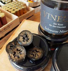 Schwarze Nüsse von der Nahe #Vinella