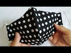 ❤️ EASY FACE MASK // NO SEWING MACHINE NEEDED // WITH FILTER POCKET ❤️ - YouTube Diy Sewing Projects, Sewing Hacks, Sewing Tutorials, Sewing Crafts, Sewing Patterns, Easy Face Masks, Best Face Mask, Diy Face Mask, Braided T Shirts