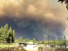 Eiler fire NorCal 2014