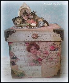 Shabby chique box       PREORDER