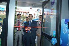 Inauguration of e-lobby by Our CGM(RB) Sh S.Venkataraman at Bapu Nagar Jaipur on 11.12.2014 Visit -www.sbbjonline.com