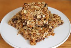 Gluten Free/Casein Free Chewy Chocolate Chip Granola Bars and Banana Bread