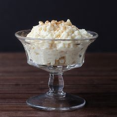 Rice Pudding in a Pressure Cooker