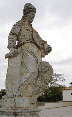 DANIEL o profeta - Obra do Aleijadinho.