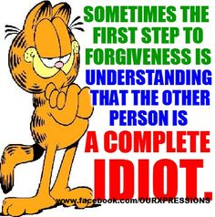 It makes perfect sense Garfield Pictures, Garfield Quotes, Garfield Cartoon, Garfield And Odie, Garfield Comics, Funny Pictures, Funny True Quotes, Sarcastic Quotes, Funny Cartoons