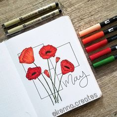 Comment your favorite May spread below Tag us your creations – Bullet Journal Bullet Journal Cover Ideas, Bullet Journal Month, Bullet Journal Notes, Bullet Journal Aesthetic, Bullet Journal School, Bullet Journal Themes, Bullet Journal Spread, Journal Covers, Bullet Journal Inspiration