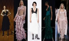 TRENDS FALL-WINTER 2016/17 CORSETS