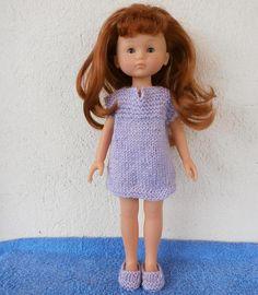 robe-tricot-mauve_poupee-cherie_1