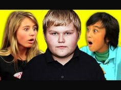 Kids React To Bullying.    This is amazing. Watch the little video in the corner. I love the responses from the kids.  Must use!!!