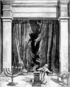 Veil Being Torn | torn veil