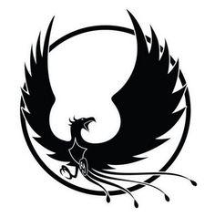 Phoenix Tattoo Design - see more designs on https://thebodyisacanvas.com
