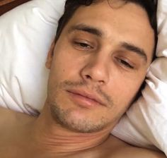 "Roofied? James Franco In Bed & Shirtless: ""Got Drugged Last Night"" (VIDEO) - http://www.celeboftea.com/roofied-james-franco-in-bed-shirtless-got-drugged-last-night-video/"