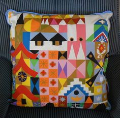 lovely Mary Blair cushion!!