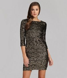 Available at Dillards.com #Dillards  This is my daughter's new dress. We love it!