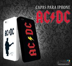 Capa de celular linha rock 3