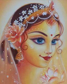 Radha Krishna Images, Krishna Radha, Virgin Mary Art, Little Krishna, Lord Krishna Wallpapers, Radha Rani, Krishna Painting, Blue Lotus, Indian Art Paintings