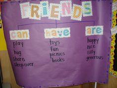 friends lesson