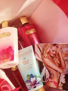 I love both aqua lotion & the pure seduction scent! mmmm