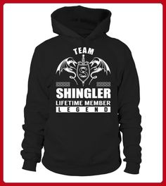 Team SHINGLER Lifetime Member - Shirts für singles (*Partner-Link)