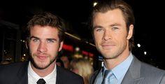 Liam revela que como todos los hermanos, él y Chris pelean