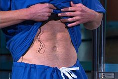 Will has tried everything to turn his four-pack into a six-pack! He asks Dr. Travis Stork for tips on how to get his abdomen in even better shape. But will he be surprised by Dr. Travis' answer?