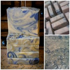 Restfull Slumber Artisan Soap  £3.95. www.oakwoodsoaperie.co.uk