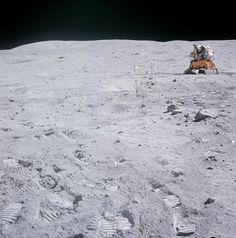 Apollo 16 Lunar Module is part of Apollo 16 - Apollo Space Program, Nasa Space Program, Apollo Moon Missions, Apollo 16, Astronomy Pictures, Nasa History, Space Race, Moon Landing, Space And Astronomy