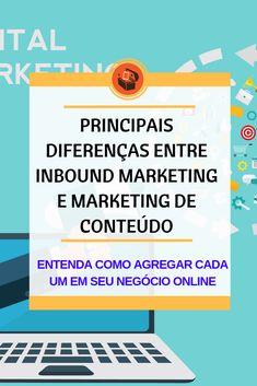 Inbound Marketing, Marketing Online, Marketing Digital, Internet Marketing, Internet Packages, Challenges To Do, Blog, How To Become, Social Media
