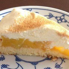 Rezept Pfirsich-Schmand-Kuchen von binekrueger - Rezept der Kategorie Backen süß (Bake Cheesecake Thermomix)
