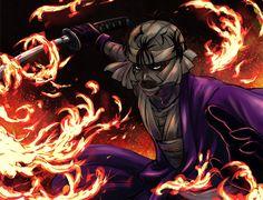 rurouni kenshin | Rurouni Kenshin] Makoto Shishio