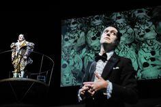 Deutsches Theater Berlin - Baal von Bertolt Brecht Regie Stefan Pucher