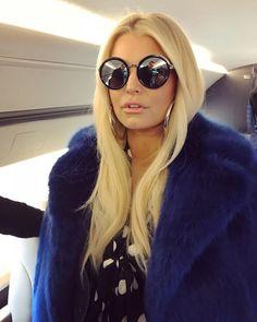 "3a279022f86bc Jessica Simpson on Instagram  ""Oh Hi Nashville ✈  JSinNash  JSxDillards"""