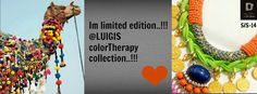 #luigis #colorTherapy #collection #necklace #springSummer14// <3