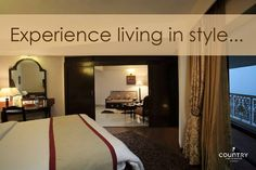 Experience the pleasure of living in great style at Country Inn & Suites By Carlson, Mussoorie!
